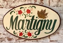 Chalé Martigny master nupcial 45m2